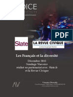 Les Français et la diversité