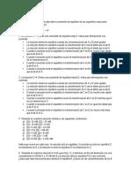Ejercicios Tema 6 Bioenergética
