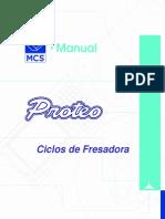 CNCProteo Manual Ciclos Fixos Fresa
