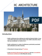 01 a- Gothic Architecture