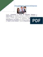 Coaching a Dueños de Negocio y Socios de Empresas