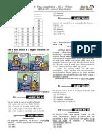 1ª P.D - 2015 (Port. 5º Ano - Blog Do Prof. Warles)