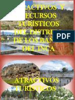 Atractivos Turisticos CAJAMARCA
