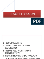 Tissue Perfusion
