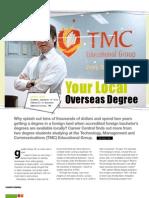 TMC Your Local Overseas Degree