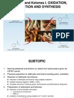 Aldehyde, Ketone i