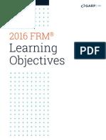 FRM 2016 LearningObjectives V2 2