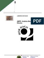 AMEF Análisis Modal de Fallas yEfectos