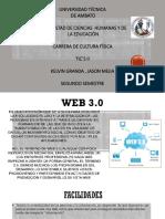 WEB 3.0 Kelvin Granda Jason Mejia