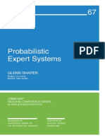 Shafer - Probabilistic Expert Systems