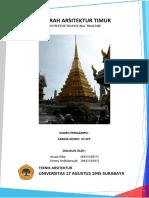 Arsitektur Thailand