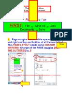 Formatting a Word Document (Autosaved).docx