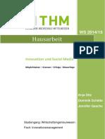 Innovation und Social Media - Möglichkeiten, Grenzen - Erfolge, Misserfolge.pdf