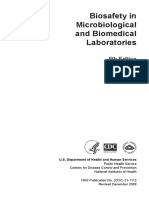 CDC Biosafety