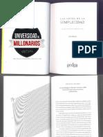 Las Leyes de la Simplicidad Diseño, Tecnología, Negocios, Vida por John Maeda