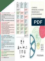 Congreso Heidegger SIEH 2015 - Programación COMPLETA