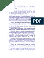 Resolution on cutting off Daesh financing