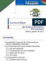 1. Currículo SEP, 10-08-2012