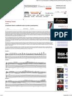 Passing Tones - Premier Guitar