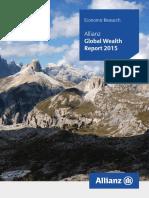 Allianz Global Wealth Report 2015