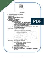 Guía de Notarios