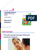 Topic 4 - The Self