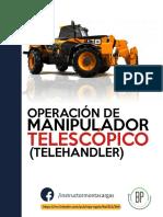 Manual de Entrenamiento Para Operadores de Manipulador Telescópico (Telehandler)