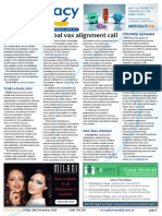 Pharmacy Daily for Fri 18 Dec 2015 - Global vax alignment call, e-Health pharmacy error, TCMs a toxic mix, Events Calendar and much more