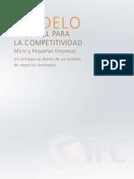 Modelo Nacional Para La Competitividad 2012 MiPymes