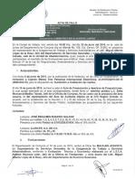 Acta de Fallo 4098-034-15 Suministro e Instalacion de Llantas