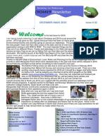 Croaker Xmas December 2015 Newsletter