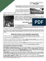 Museo del Prado Visita Alumnos