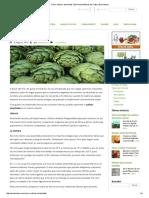 Cultivación de Alcachofa