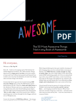 The eBook of Awesome
