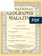 National Geographic Magazine 1916-02