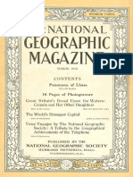 National Geographic Magazine 1916-03