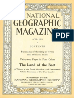 National Geographic Magazine 1916-04