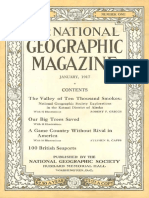National Geographic Magazine 1917-01