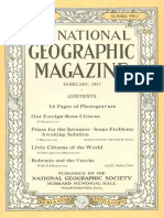 National Geographic Magazine 1917-02