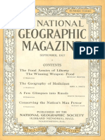 National Geographic Magazine 1917-09