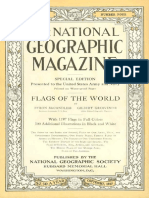 National Geographic Magazine 1917-10
