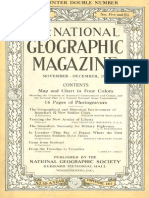 National Geographic Magazine 1917-11