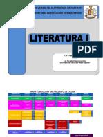 Programa de Literatura i