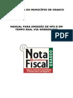 Manual NFe