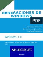 006 Generaciones de Windows