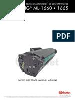 Samsung ML 1665 Reman SPAN
