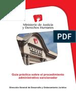 MINJUS GUIA PROCEDIMIENTO SANCIONADOR.pdf