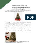 Decorar Tu Árbol de Navidad Según Tus Deseos Para El 2014