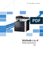 Bizhub C35 Ug Fax Operations de 3 2 1