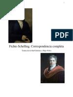Fichte y Schelling - Correspondencia Completa 1794-1802